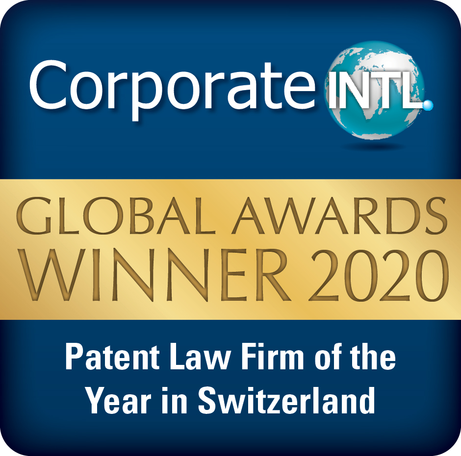 Patent Law Firm of the Year in Switzerland